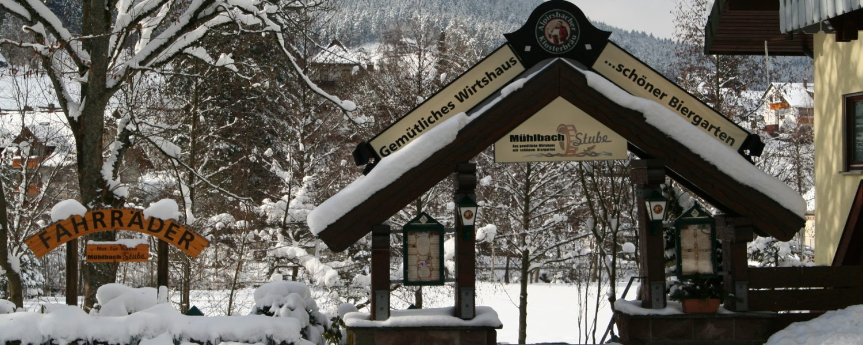 Mühlbachstube Baiersbronn